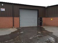 Light Industrial Unit TO LET - 1717sq ft