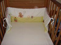 Mamas and Papas complete nursery set