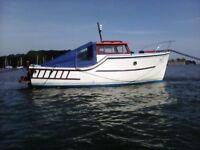 Colvic Motor Fishing Boat /Yanmar 3 JH 30 Craft not Yacht Sailboat Motor Sailor