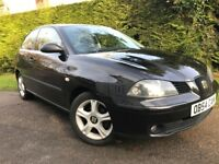 2004 seat Ibiza 1.4 manual June 2018 mot service history drives very well