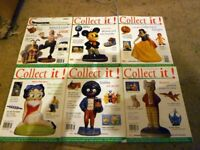 bargain bulk purchase Collect It Magazines 12 of