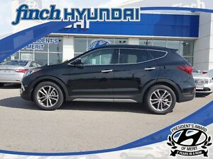 2017 Hyundai Santa Fe Sport 2.0T Ultimate ULTIMATE 2.0T