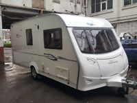 Coachman amara 450/2 2007 motor mover fitted