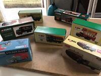 Model vintage vans