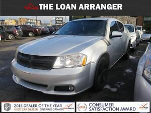 2011 Dodge Avenger RT