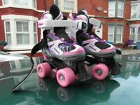 Child's Roller Skates small size