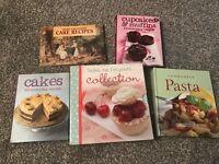 Baking book bundle