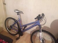 New bike it can be delever it