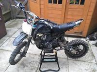 110cc Stomp Pitbike Spares&Repairs