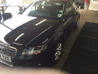 AUDI A4 2009 TDI DIESEL 2.0L ,70660 MILES , FOR 4000 POUNDS
