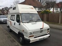Fiat talbot 4 seat 2 double beds