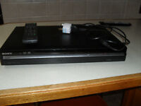 DVD Player - records as well as plays