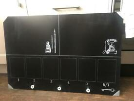 New kitchen blackboard