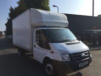FORD TRANSIT LUTON TAIL LIFT, 2008REG ,TWIN WHEEL,FOR SALE