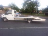 Ford Transit Recovery (Low Mileage) LWB,