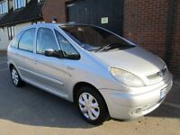 2003 CITROEN XSARA PICASSO 12 MONTHS M.O.T Part exchange available / Credit & Debit cards accepted