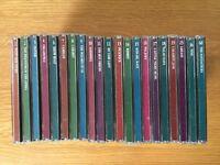 21 x Musicals CD's
