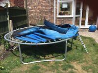 7ft trampoline