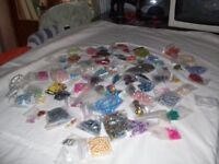 beads for making necklace etc