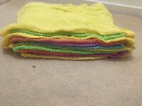 11 Colourful Baby Muslins