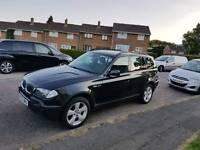 BMW X3 2.0D SPORT 150BHP