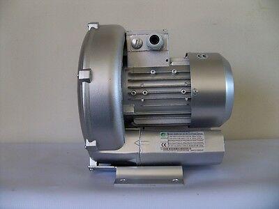 Regenerative Blower 1.1hp 82cfm 56h2o Press 220480v3ph Goorui 001 34 1r3