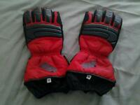 3 pairs gloves for bike