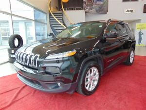 2015 Jeep Cherokee North*VOLANT CHAUFF*CRUISE*MAGS-*