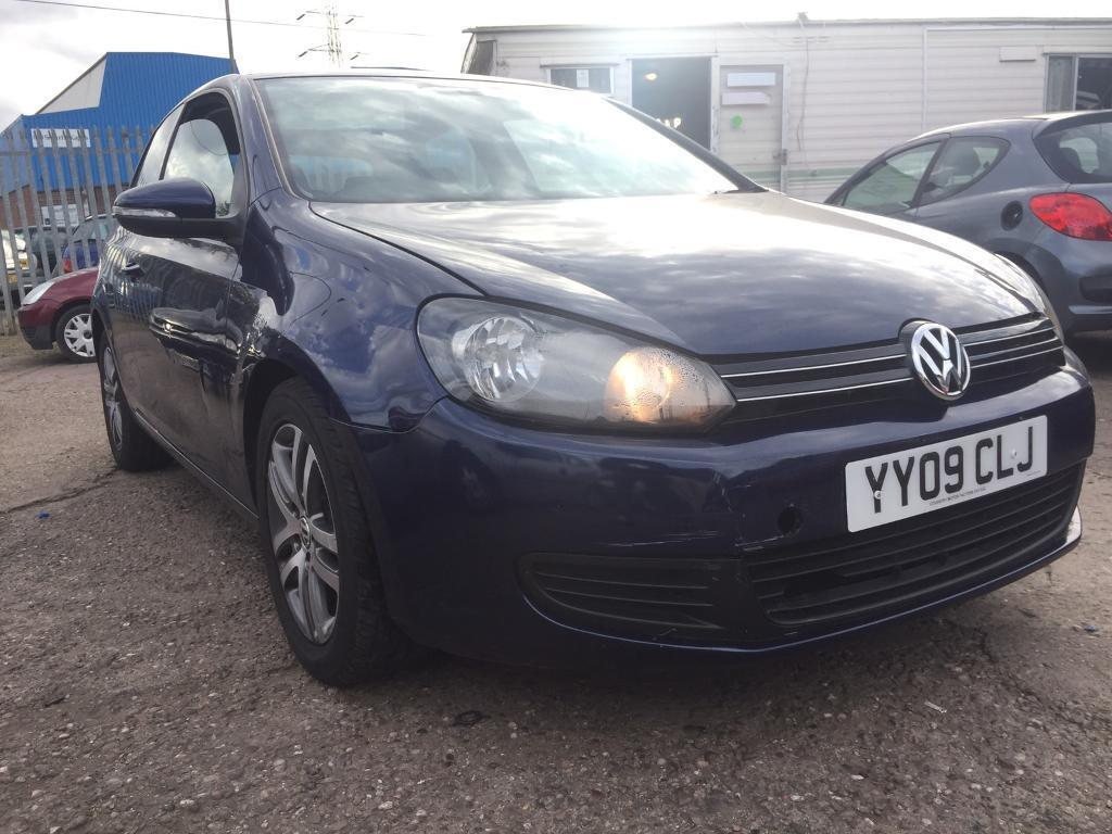 VW GOLF SE TSI BLUE PETROL 1390CC 122BHP HPI CLEAR *****BARGAIN******