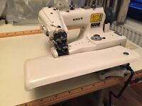 Wimsew Industrial Sewing Machine Blindhemmer Sewing Machine W-600