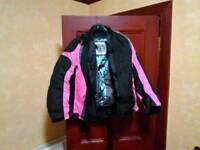 Frank Thomas lady rider jacket.