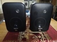 JBL Control one speakers and digital bluetooth amplifier