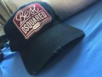 Dsquared baseball hat
