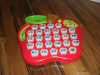 vtech musical apple and hello Kitty phone £5