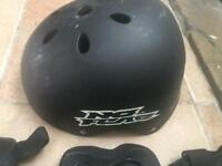 No fear Skate protection pads ( Good condition & cheap )