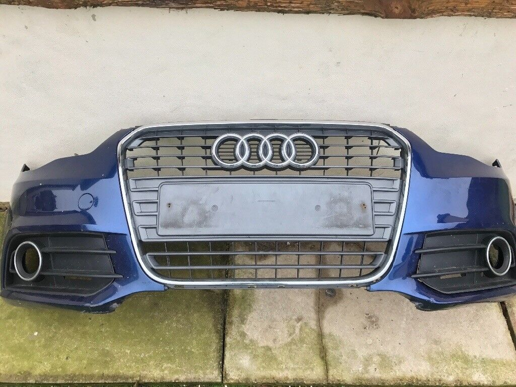 Audi A1 Front Bumper In Whinmoor West Yorkshire Gumtree