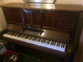 Free Spencer Piano - self pick-up necessary!