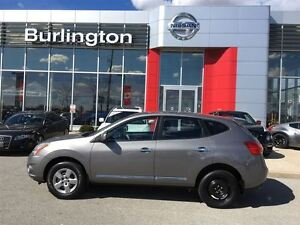 2012 Nissan Rogue S, FWD, ACCIDENT FREE, 1 OWNER !