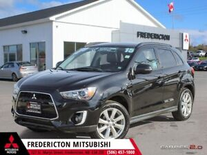 2015 Mitsubishi RVR GT REDUCED | AWC | HEATED LEATHER | SUNROOF