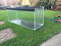 3ft 90 litre fish tank aquarium