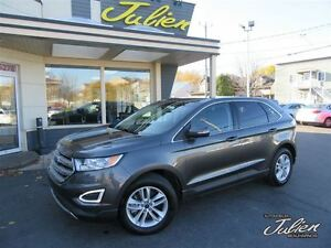 2016 Ford Edge SEL A/C AWD DEUX ZONES CAMERA DÉMARREUR