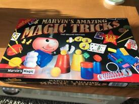 Marvins amazing magic trick set