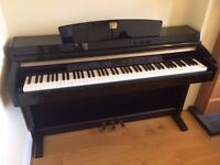 Yamaha Clavinova CLP-240PE glossy Digital Piano with matching stool FREE DELIVERY