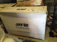JAY BEE DOUBLE FOLDING BED