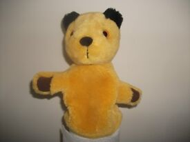 Sooty Hand Puppet (2014)