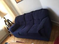 Sofa and armchair - good condition