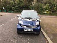 SMART FORTWO PASSION 0.7 (2007)