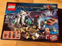 Lego Pirates of the caribbean 4181