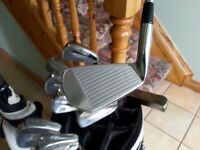 Mizuno MP32 grain flow forged irons. 3 to pw. ( ping titleist taylormade callaway miura )