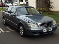 2004 MERCEDES S430 L ***FACE LIFT***FULLY LOADED!!!